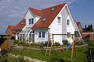 Haus günstig bauen und Kosten beim Hausbau sparen.