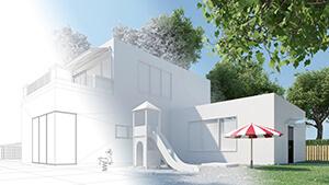 Individuelle Bauplanung mit Massivhaus-Zentrum