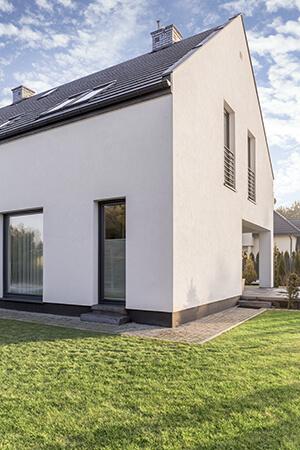 Einfamilienhaus individuell planen